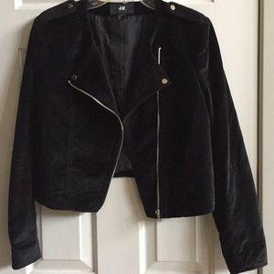 H&M Biker Style Jacket, Women's
